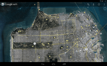 Google Earth 3
