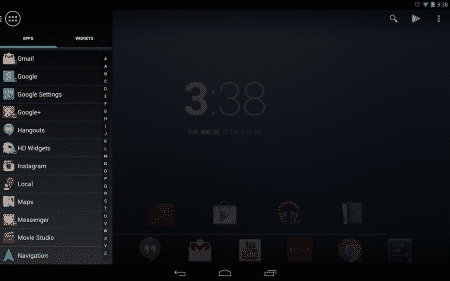 action launcher 450x281 Launchers para Android