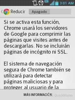 reduccion-datos-chrome