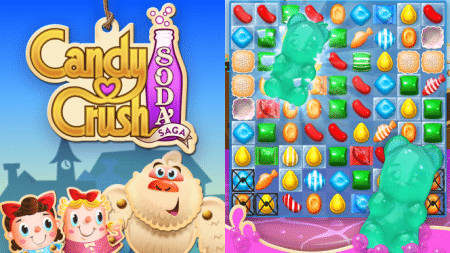 Descargar Candy Crush Soda Saga Gratis Para Android