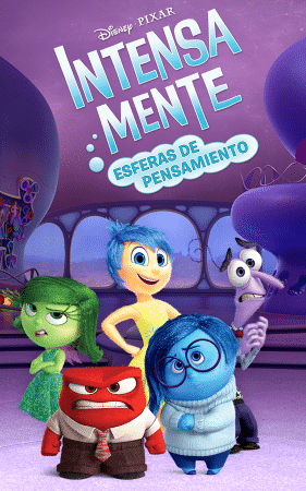 Inside Out Thought Bubbles jugar