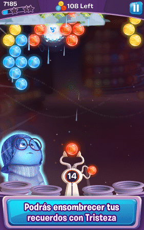 juego Inside Out Thought Bubbles