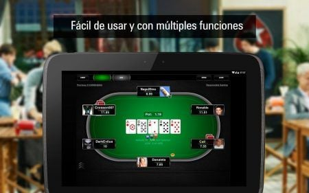 descargar pokerstars para android tablet