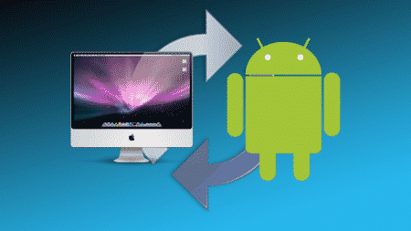 Como sincronizar Android con Mac