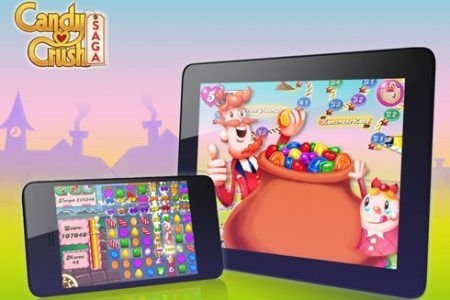 app candy crush saga