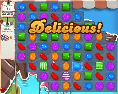 candy crush saga pedidos