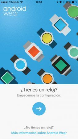 Android Wear con iPhone