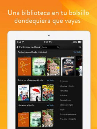 Kindle descargar