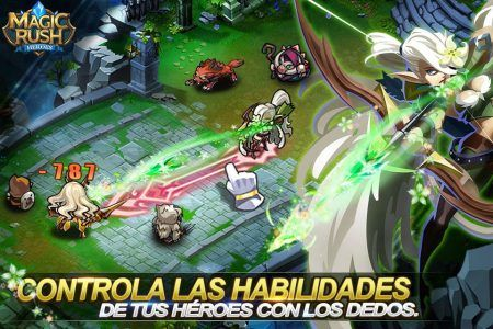 Magic Rush juego