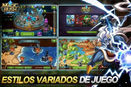 descargar Magic Rush