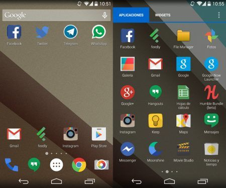 launcher android
