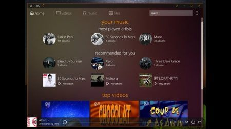 app VLC for Windows Store