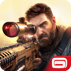 sniper-Fury-android-logo