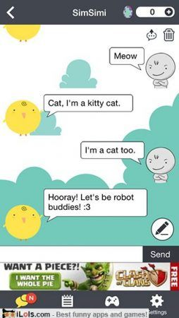 SimSimi-iphone-4-254x450