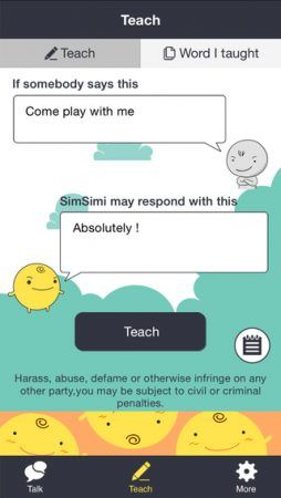 SimSimi-iphone-5-254x450