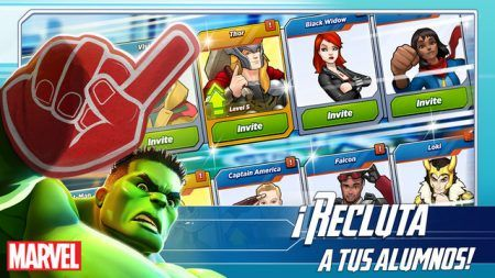 MARVEL Avengers Academy iphone