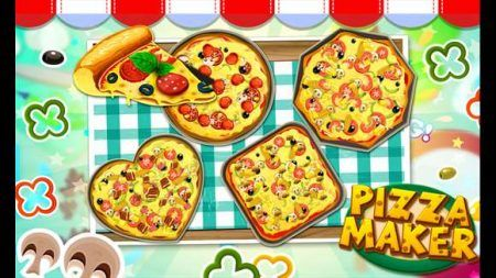 app Crazy Pizza Maker