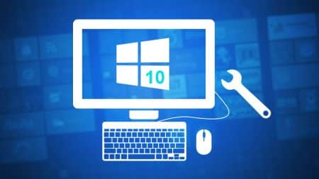 windows 10 reparar