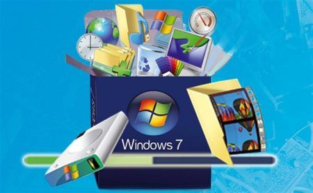 windows 7 reparar