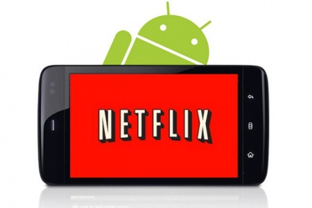 how to connect netflix to tv from android phone