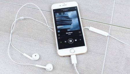iPhone 7 auriculares