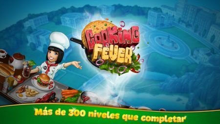 juego Cooking Fever