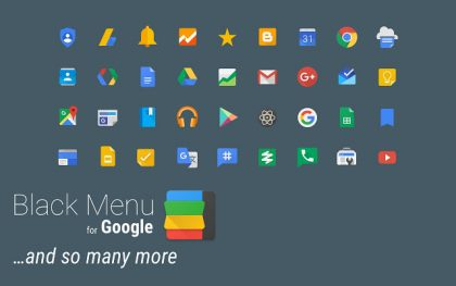 how to find google chrome menu
