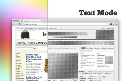 text-mode-extension-chrome-1