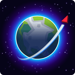 a-planet-of-mine-android-logo