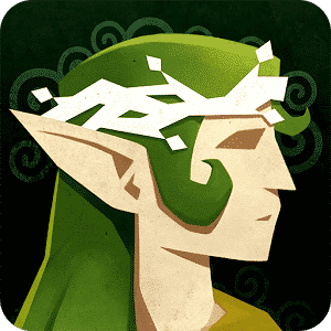 thrones-kingdom-of-elves-android-logo