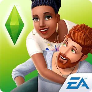los-sims-movil-android-logo