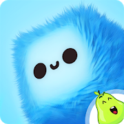 fluffy-fall-android-logo