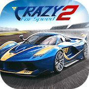 crazy-for-speed-2-android-logo