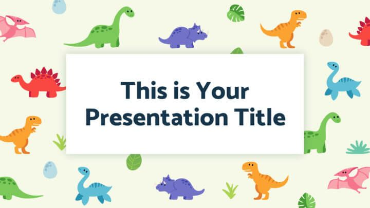 Free-kids-Powerpoint-template-Google-Slides-theme-dinosaurs-720x405-1