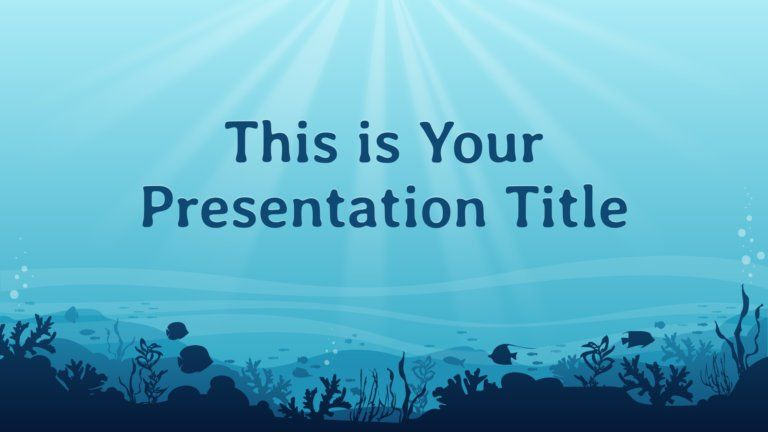 free-powerpoint-template-or-google-slides-theme-with-sea-underwater-illustrations-768x432-1