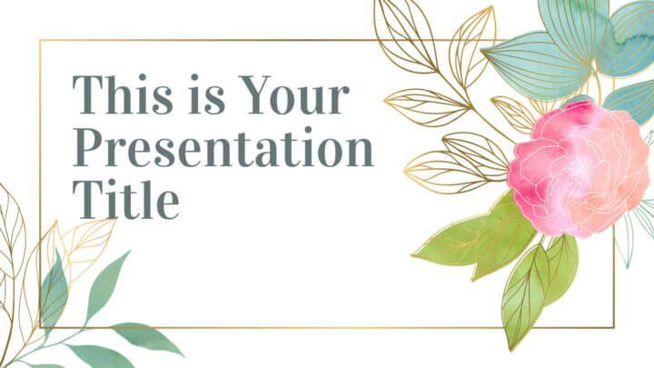 Free-elegant-Powerpoint-template-Google-Slides-theme-floral-watercolor-720x405-1