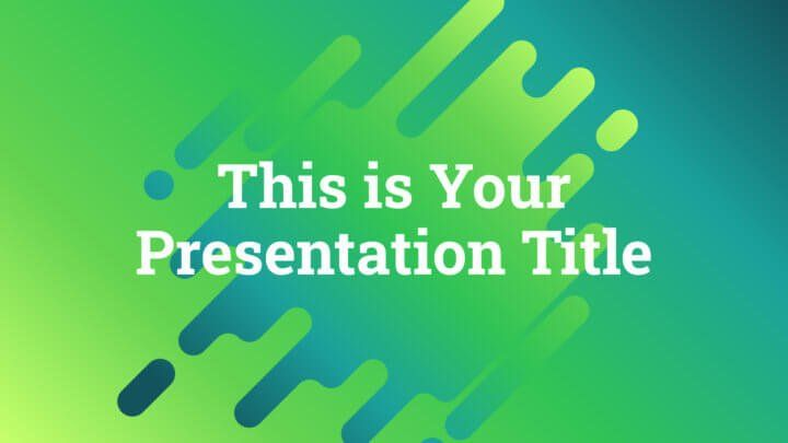 Free-neon-green-Powerpoint-template-Google-Slides-theme-organic-shapes-720x405-1