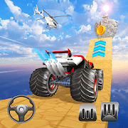 car-climb-stunts-3d-android-logo